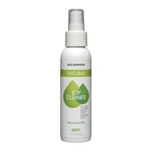 Natural Toy Cleaner 4oz. by Doc Johnson