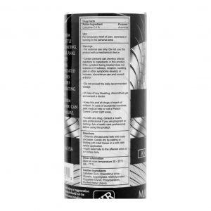 Master Series Ass Relax Desensitizing Lubricant - 4.25 oz