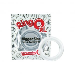RingO XL Penis Rings by Screaming O - 36 pieces