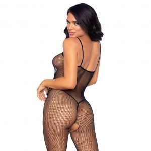 Missed Connection Fishnet Bodystocking by Leg Avenue