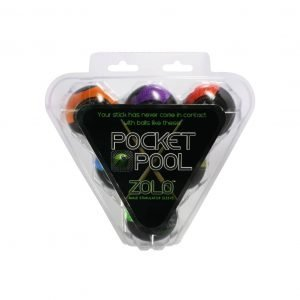 Zolo Pocket Pool Textured Masturbation Sleeves 6 Pack