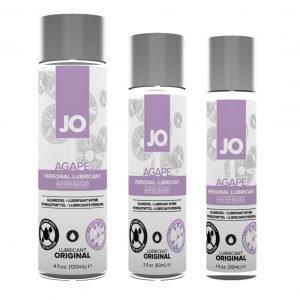 Jo Agapé Original Water-Based Personal Lubricant - 1, 2, 4oz