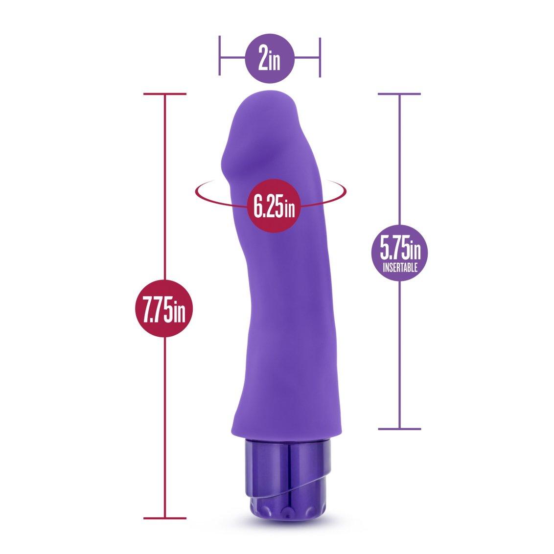 Luxe - Marco Silicone Vibrator