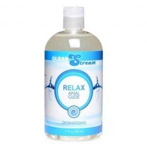 Clean Stream Relax Desensitizing Anal Glide 17oz.
