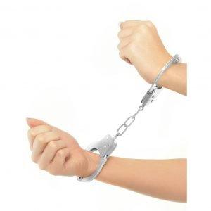 Classic Metal Handcuffs