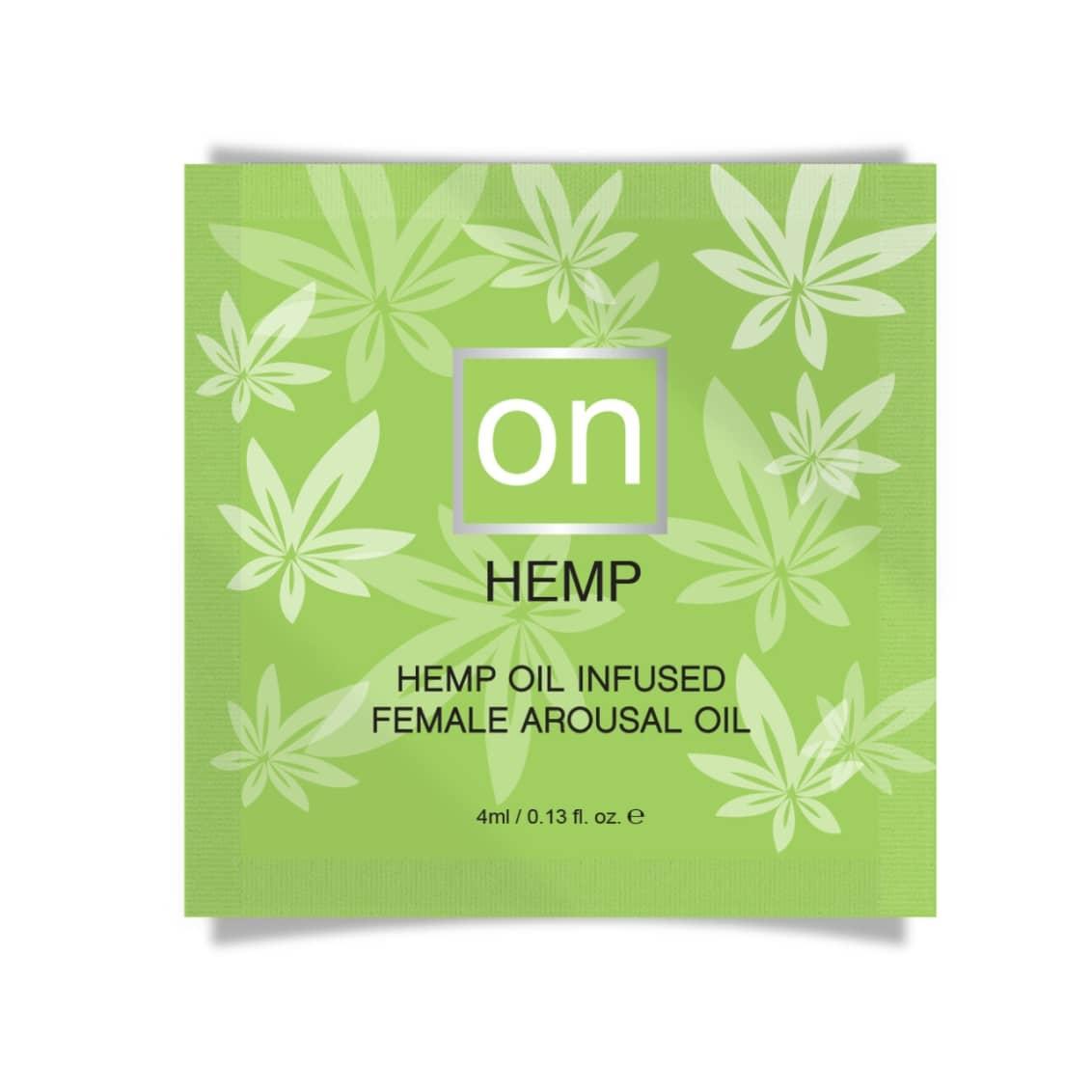 On Hemp – Hemp Oil Infused Female Arousal Gel