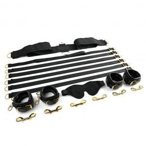 Under The Bed Restraint Set - Special Edition by Sportsheets